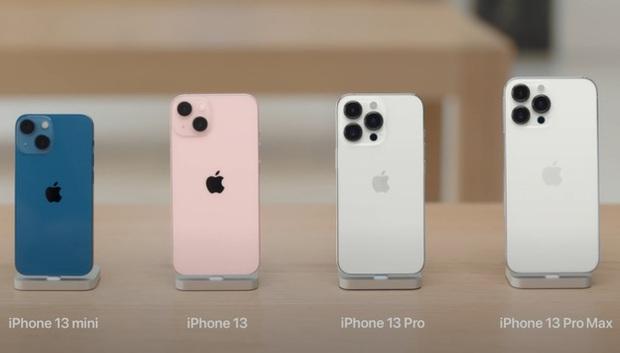 iPhone 13 rò rỉ ảnh thực tế lô hàng đầu tiên - Ảnh 1.