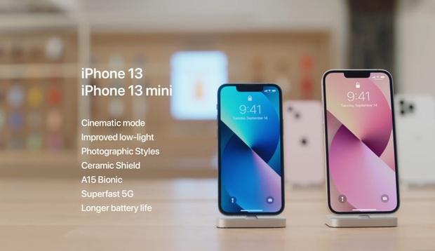 Apple khoe ảnh chi tiết 4 mẫu iPhone 13 vừa ra mắt - Ảnh 2.