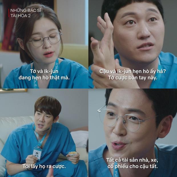 12 khoảnh khắc kinh điển ở Hospital Playlist 2: Từ cười sảng người đến khóc sưng mắt, chưa gì đã thấy nhớ hội F5 rồi! - Ảnh 24.