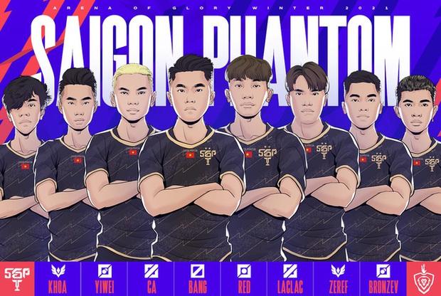Saigon Phantom chơi nhạt nhoà, ProE nhắc khéo Bóng ma Sài Thành đang rất cần BronzeV và Zeref - Ảnh 1.