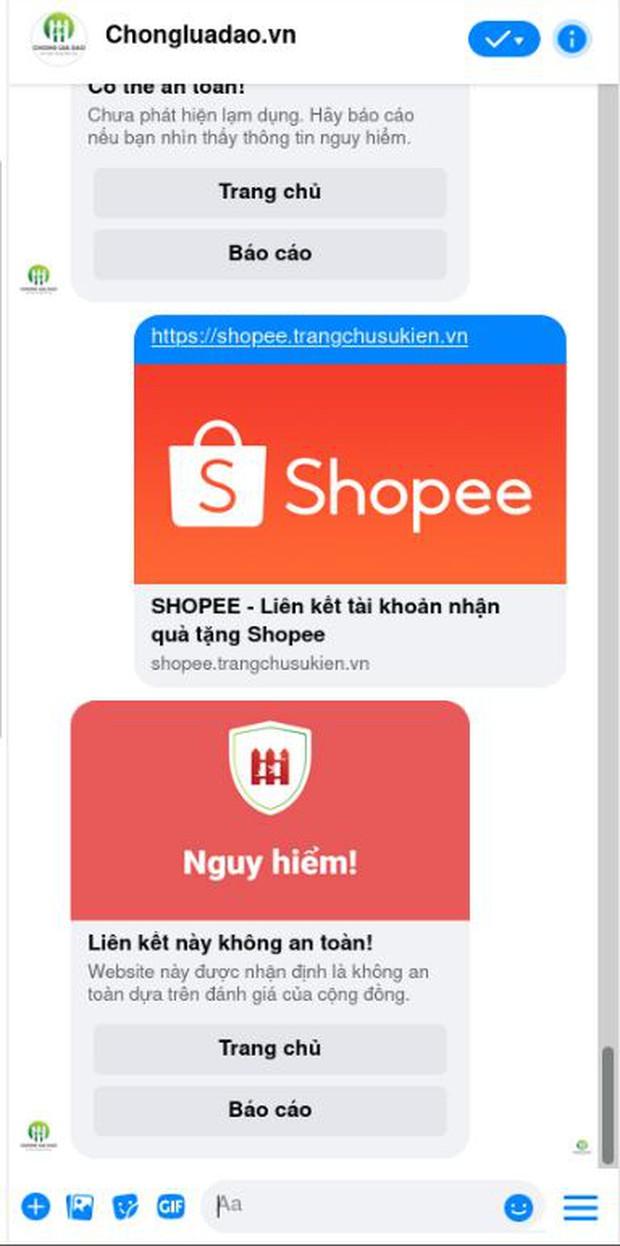 Hiếu PC tung chatbot Chống Lừa Đảo ngay trên Messenger, người dùng có thể nhận biết website không an toàn trong vòng 5s! - Ảnh 4.
