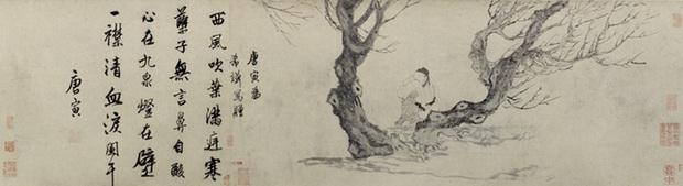 Phóng to 10 lần bức tranh cổ trong bảo tàng, cư dân mạng Trung Quốc á khẩu: Nhìn ra mới thấy tranh hay! - Ảnh 5.