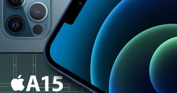 Đây là điểm AnTuTu của chip A15 Bionic trên iPhone 13 Pro - Ảnh 1.