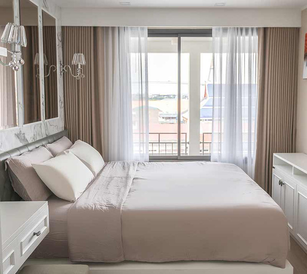Kém ngon giấc, hay lo âu dễ là do phòng ngủ lạnh lẽo, áp dụng ngay 5 thủ thuật này để đổi vận căn phòng - Ảnh 2.