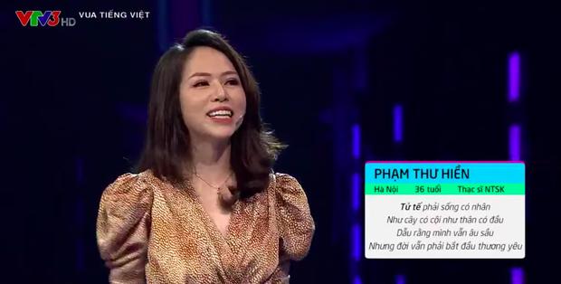 Bà trùm cà khịa VTV đánh bại cả Khánh Vy, nhạc sĩ của Chi Pu để giành cúp Vua Tiếng Việt! - Ảnh 2.