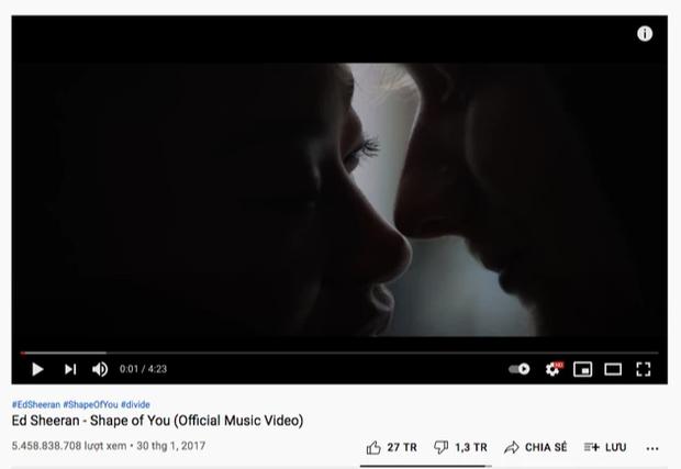 15 ca khúc nhiều view nhất YouTube: Despacito bị 1 bài Hàn Quốc truất ngôi, BTS - BLACKPINK tưởng khủng mà không lọt top nổi - Ảnh 23.