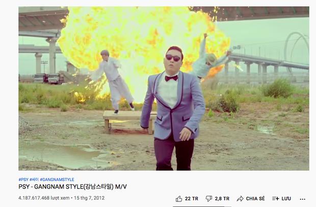 15 ca khúc nhiều view nhất YouTube: Despacito bị 1 bài Hàn Quốc truất ngôi, BTS - BLACKPINK tưởng khủng mà không lọt top nổi - Ảnh 15.
