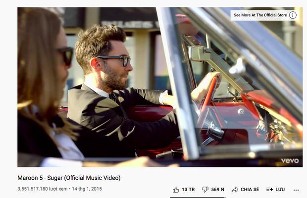 15 ca khúc nhiều view nhất YouTube: Despacito bị 1 bài Hàn Quốc truất ngôi, BTS - BLACKPINK tưởng khủng mà không lọt top nổi - Ảnh 9.