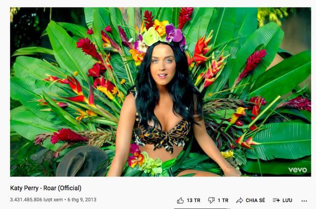 15 ca khúc nhiều view nhất YouTube: Despacito bị 1 bài Hàn Quốc truất ngôi, BTS - BLACKPINK tưởng khủng mà không lọt top nổi - Ảnh 5.