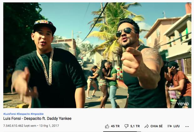 15 ca khúc nhiều view nhất YouTube: Despacito bị 1 bài Hàn Quốc truất ngôi, BTS - BLACKPINK tưởng khủng mà không lọt top nổi - Ảnh 27.