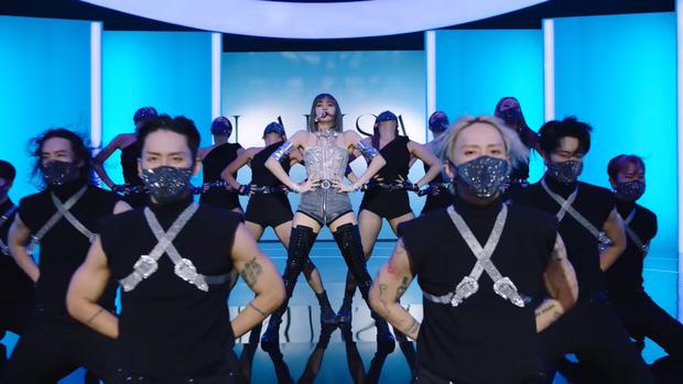 Cùng là công ty tầm trung nhưng nhìn vào 1 điểm ở dancer là thấy sự khác biệt giữa SM và YG - Ảnh 9.