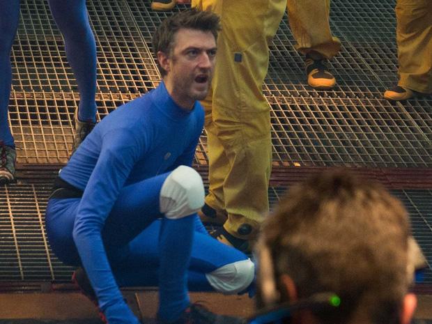 Thì ra chàng Groot trong Marvel có thật ở hậu trường nhưng trông quá sợ, dàn diễn viên nhìn mà không sang chấn thì quá nể! - Ảnh 4.