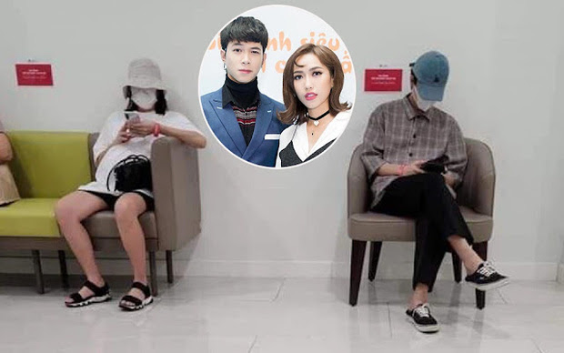 Anh Tú đăng ảnh chứa ký tự đặc biệt, netizen ồ ạt hỏi có phải đầy tháng con với Diệu Nhi? - Ảnh 8.