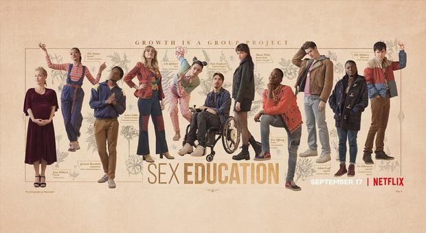 6 khoảnh khắc bùng nổ nhất Sex Education 3: Hội yêu đương toang quá, đáng lo nhất chưa phải cái kết của Otis - Maeve! - Ảnh 1.