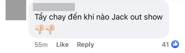 Netizen phẫn nộ khi Jack lên sóng Running Man Việt: Quyết tẩy chay tới cùng, trách NSX xem thường khán giả - Ảnh 4.