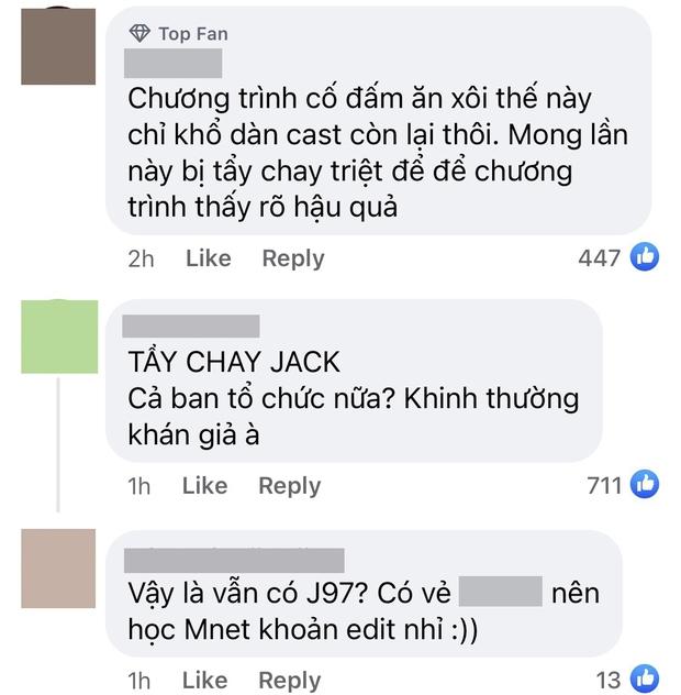 Netizen phẫn nộ khi Jack lên sóng Running Man Việt: Quyết tẩy chay tới cùng, trách NSX xem thường khán giả - Ảnh 5.