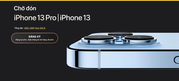 Đại lý, cửa hàng bán lẻ ở Việt Nam huỷ chương trình nhận đặt cọc iPhone 13, tại sao? - Ảnh 2.