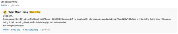 Đại lý, cửa hàng bán lẻ ở Việt Nam huỷ chương trình nhận đặt cọc iPhone 13, tại sao? - Ảnh 3.