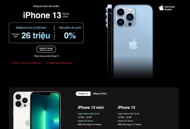 Đại lý, cửa hàng bán lẻ ở Việt Nam huỷ chương trình nhận đặt cọc iPhone 13, tại sao? - Ảnh 4.