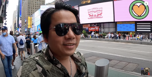 Cùng là đi New York: Khoa Pug khen giá nhà rẻ hơn Hà Nội, riêng Thái Công gây tranh cãi vì chê đủ thứ kém sang - Ảnh 2.