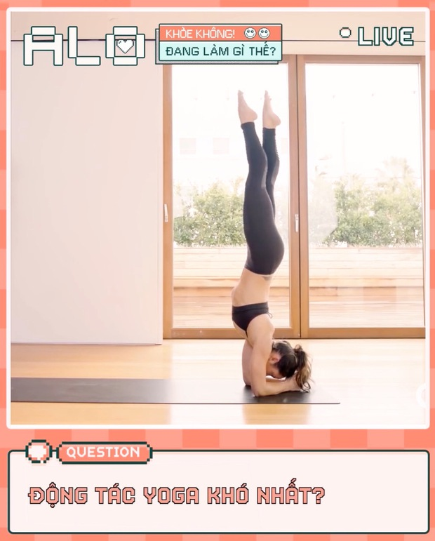 Gõ cửa nhà Bảo Anh: Học bí kíp Yoga, nghe kể chuyện thầm kín và kỉ niệm với 1000 hoàn cảnh đặc biệt giữa mùa dịch! - Ảnh 4.