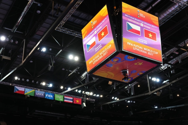 Quả cảm cầm hòa đội bóng hàng đầu thế giới, tuyển futsal Việt Nam hiên ngang vào vòng 1/8 World Cup 2021 - Ảnh 15.