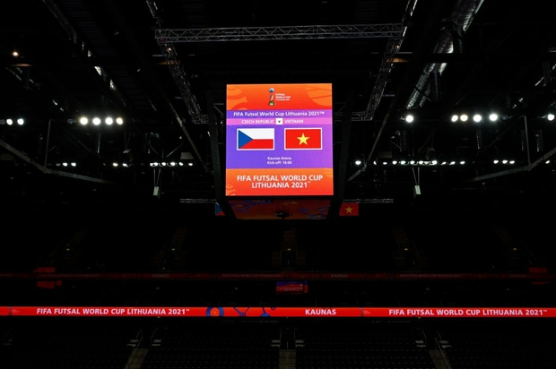 Quả cảm cầm hòa đội bóng hàng đầu thế giới, tuyển futsal Việt Nam hiên ngang vào vòng 1/8 World Cup 2021 - Ảnh 16.