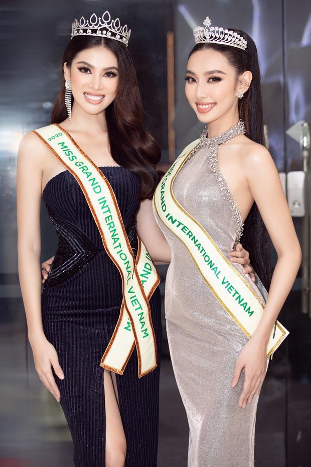 Sự kiện hiếm hoi giữa mùa dịch: Á hậu Ngọc Thảo khoe vòng 1 sexy, đại diện Việt Nam tại Miss Grand 2021 chặt chém không vừa! - Ảnh 6.