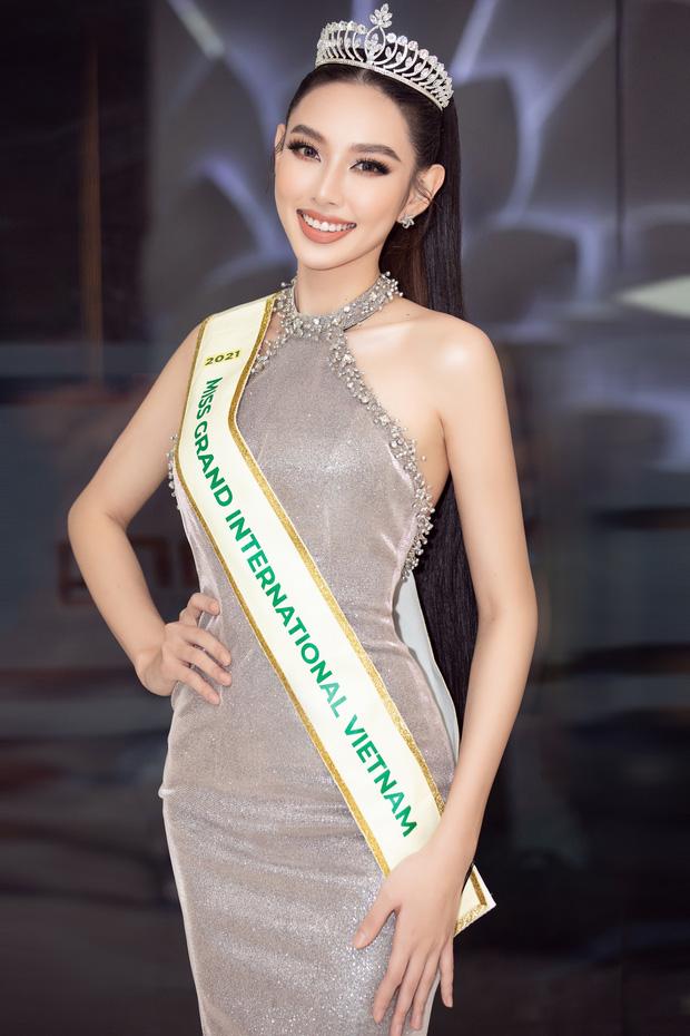 Sự kiện hiếm hoi giữa mùa dịch: Á hậu Ngọc Thảo khoe vòng 1 sexy, đại diện Việt Nam tại Miss Grand 2021 chặt chém không vừa! - Ảnh 13.