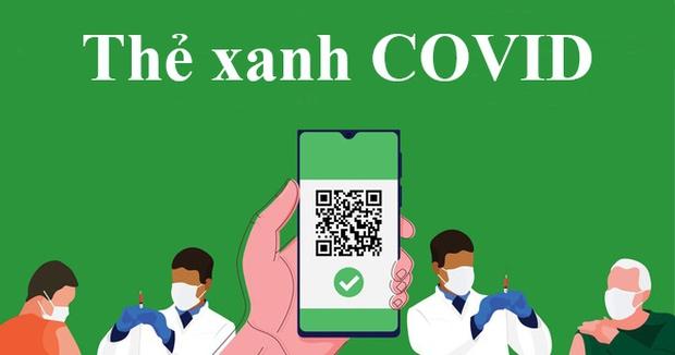 Đề xuất TP.HCM cấp thẻ xanh COVID cho người tiêm ít nhất 1 mũi vaccine - Ảnh 1.
