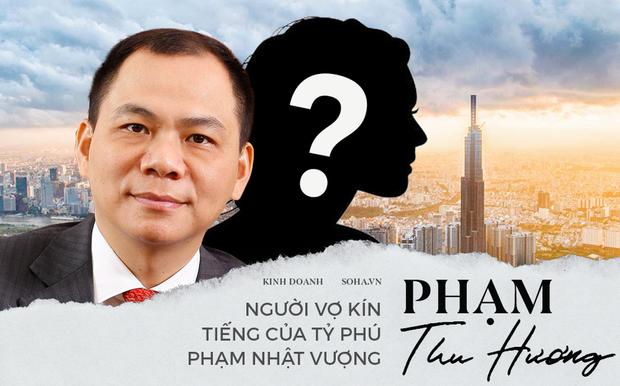 Bà Phạm Thu Hương - người vợ kín tiếng của tỷ phú Phạm Nhật Vượng và những chuyện không phải ai cũng biết - Ảnh 1.