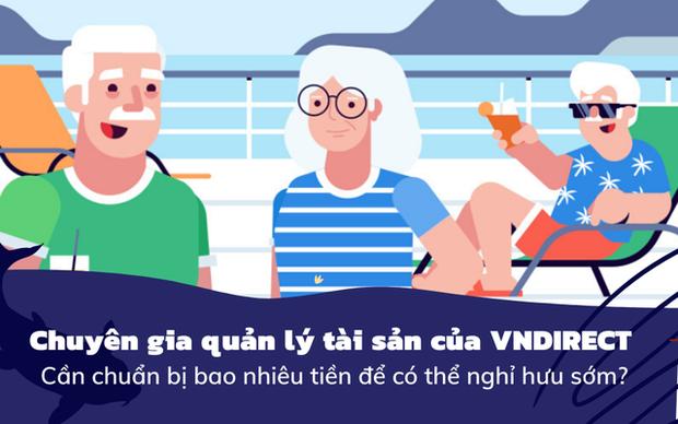 Người muốn nghỉ hưu sớm cần chuẩn bị như thế nào và cần bao nhiêu tiền? Đây là câu trả lời của chuyên gia tài chính cá nhân mà bạn nhất định phải biết - Ảnh 1.