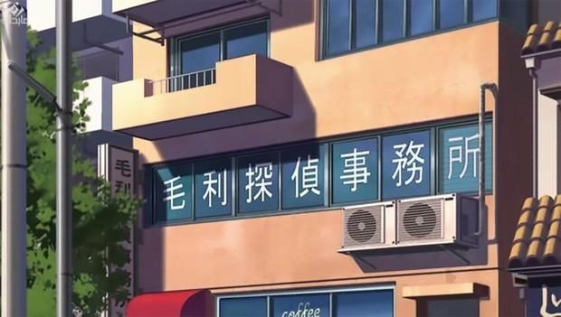 So kè nhà cửa của dàn nhân vật Conan: Shinichi giàu nứt vách nhưng vẫn hửi khói một biệt thự mạ vàng 20.000 tỷ! - Ảnh 3.