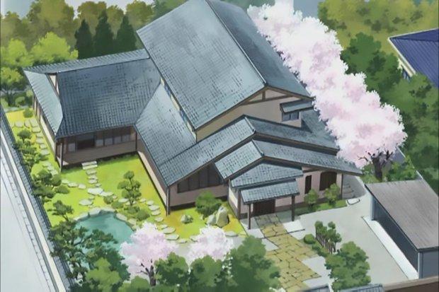 So kè nhà cửa của dàn nhân vật Conan: Shinichi giàu nứt vách nhưng vẫn hửi khói một biệt thự mạ vàng 20.000 tỷ! - Ảnh 15.