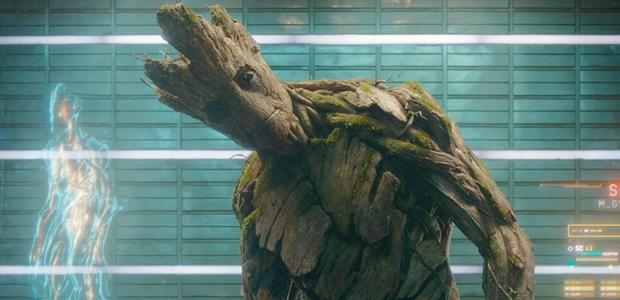 Thì ra chàng Groot trong Marvel có thật ở hậu trường nhưng trông quá sợ, dàn diễn viên nhìn mà không sang chấn thì quá nể! - Ảnh 1.