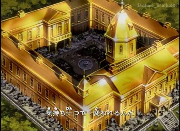 So kè nhà cửa của dàn nhân vật Conan: Shinichi giàu nứt vách nhưng vẫn hửi khói một biệt thự mạ vàng 20.000 tỷ! - Ảnh 22.