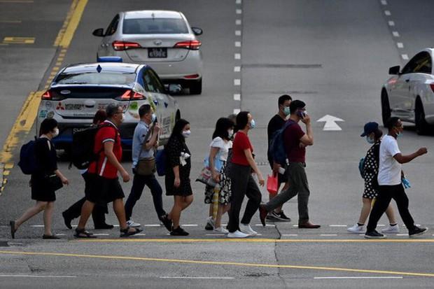 Singapore ghi nhận hơn 1.000 ca nhiễm mới COVID-19 - Ảnh 1.