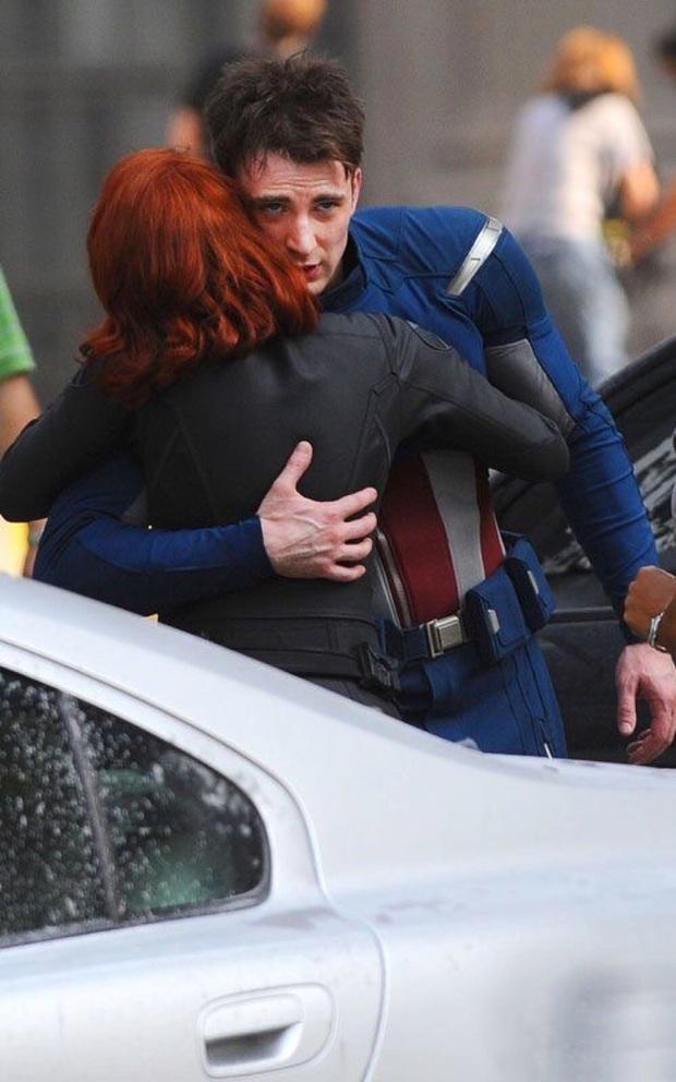 Đội trưởng Mỹ Chris Evans công khai thả thính cô bạn thân Scarlet, ai ngờ bị đằng gái friendzone thẳng tay đến là quê - Ảnh 7.