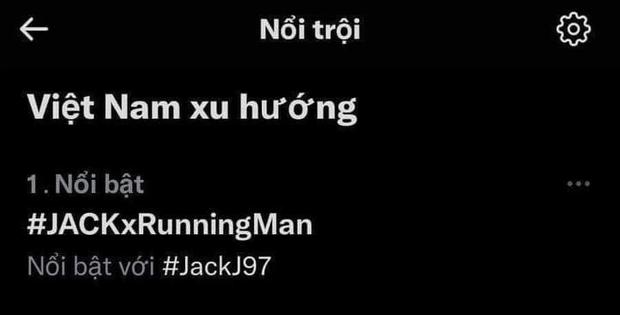 Choáng với cảnh fan Jack đồng loạt mở điện thoại cày view, quyết đưa Running Man Việt mùa 2 lên top trending - Ảnh 3.