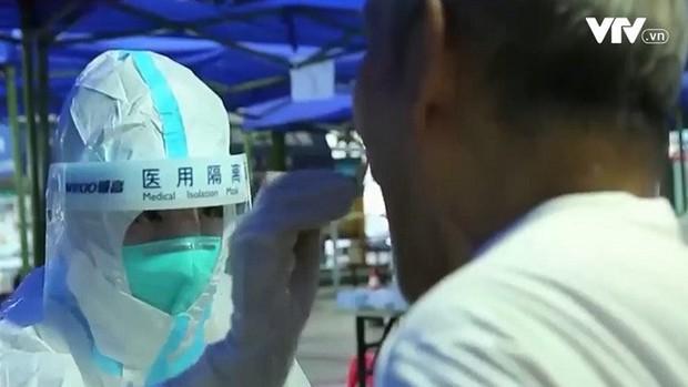 Xét nghiệm đại trà - giải pháp trọng yếu chống dịch ở Trung Quốc - Ảnh 1.