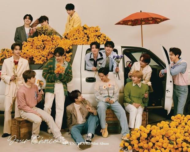 15 boygroup Gen 3 bán album chạy nhất: BTS bỏ xa đối thủ với chục triệu bản, 4 nhóm nam nhà SM là cá kiếm thứ thiệt - Ảnh 8.