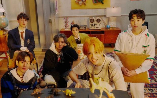 15 boygroup Gen 3 bán album chạy nhất: BTS bỏ xa đối thủ với chục triệu bản, 4 nhóm nam nhà SM là cá kiếm thứ thiệt - Ảnh 9.