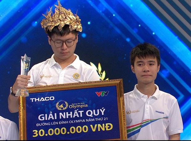 4 thí sinh bước vào Chung kết năm Olympia 2021: Việt Thái đỉnh cỡ nào vẫn chịu thua trước 1 nhân vật được mệnh danh thần đồng - Ảnh 5.