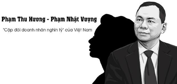 Bà Phạm Thu Hương - người vợ kín tiếng của tỷ phú Phạm Nhật Vượng và những chuyện không phải ai cũng biết - Ảnh 4.