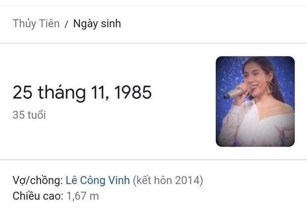 Netizen soi chi tiết tranh cãi về năm sinh của Thuỷ Tiên: Thông tin nào mới là thật? - Ảnh 4.
