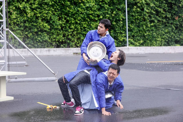 Diễn giả trân, thử thách nhạt nhẽo, Running Man Việt mùa 2 mở màn như một trò đùa! - Ảnh 2.