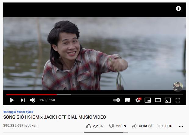 MV Hồng Nhan của Jack trở lại sau khi đột ngột bốc hơi, số view liệu có toàn vẹn? - Ảnh 5.