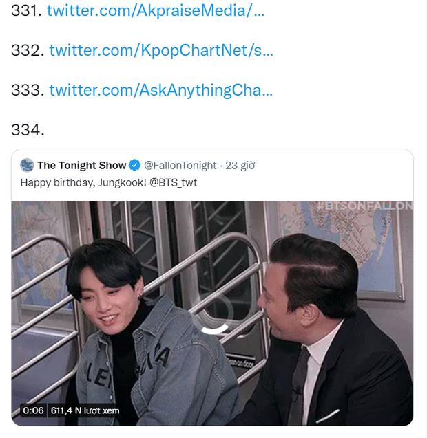 Nam idol Kpop gây choáng với kỷ lục chưa từng có trong lịch sử: 334 tài khoản tích xanh chúc sinh nhật, cả MTV, BBC, Elle đều có mặt - Ảnh 9.