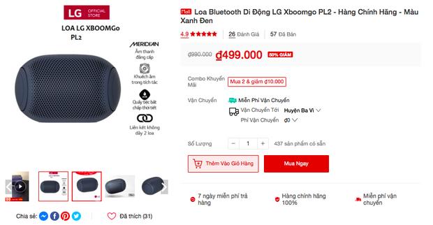 Loạt smartphone và loa Bluetooth xịn xò đang được sale tới 50%, còn chờ gì nữa mà không chốt đơn ngay? - Ảnh 7.