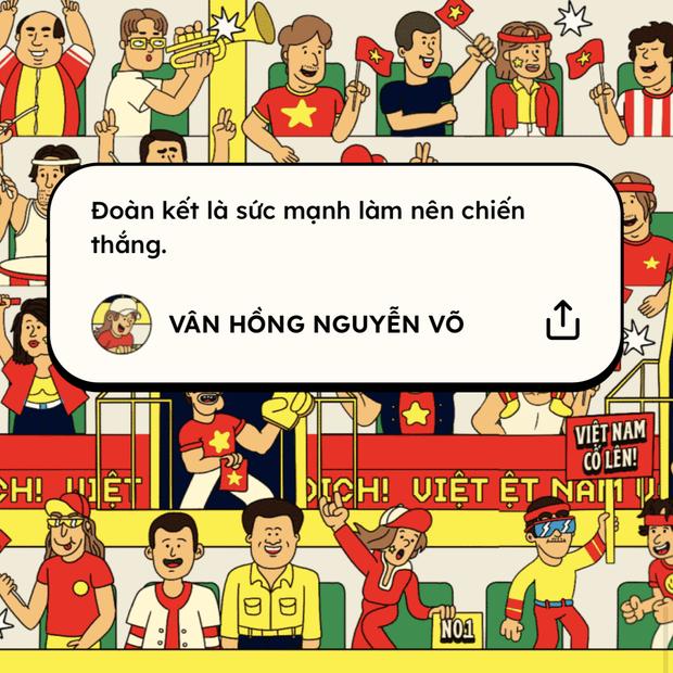 Khán đài ở trong tim: Đêm nay Việt Nam cứ việc chiến đấu hết mình, cổ vũ đã có CĐV lo! - Ảnh 12.